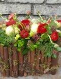 Цветы композиция