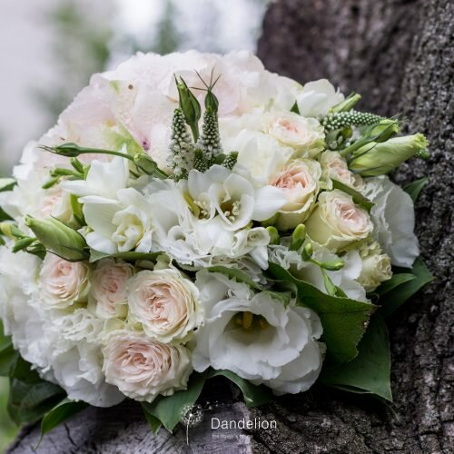Свадебный букет киев