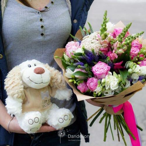 киев цветы заказать